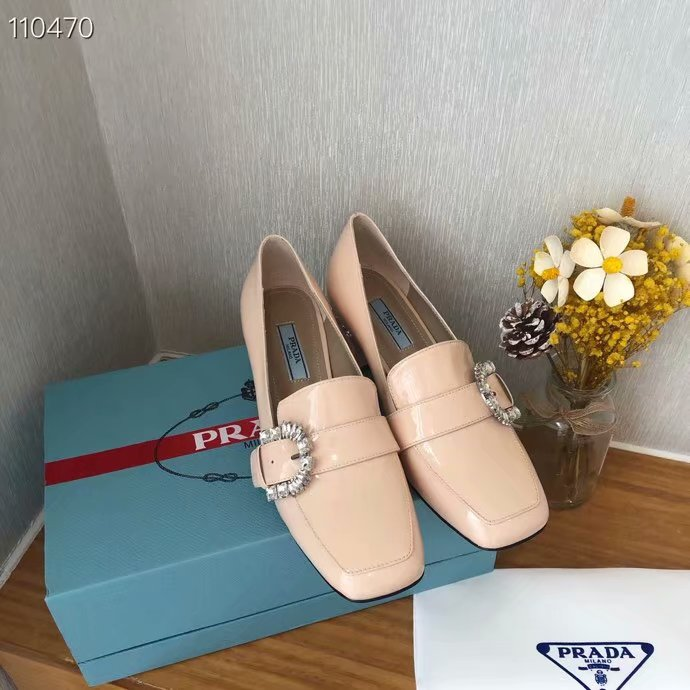 Prada shoes PD989YY-1 Heel height 5CM
