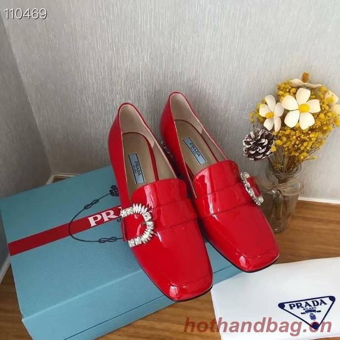 Prada shoes PD989YY-2 Heel height 5CM