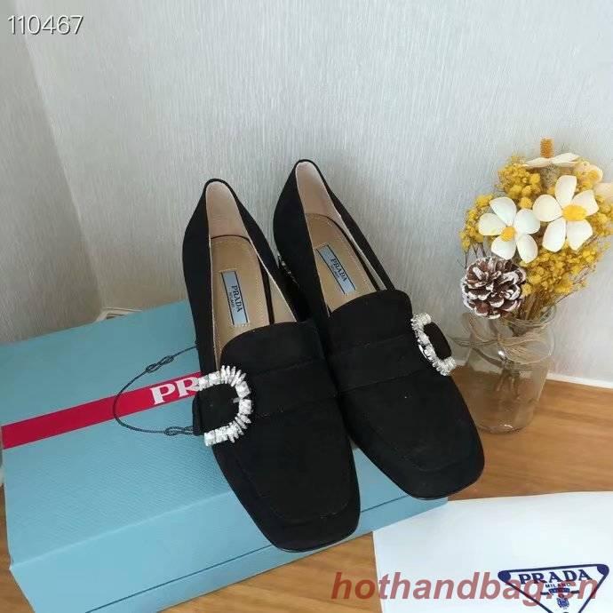 Prada shoes PD989YY-4 Heel height 5CM