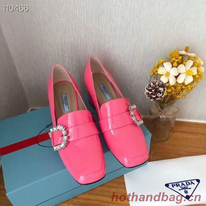 Prada shoes PD989YY-5 Heel height 5CM