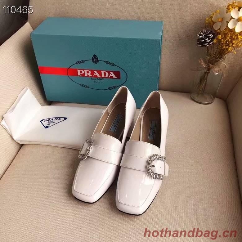 Prada shoes PD989YY-6 Heel height 5CM