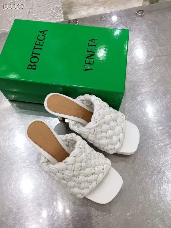 Bottega Veneta Shoes BV220XZ-1 Heel height 10CM