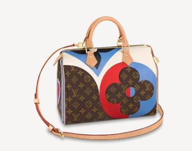 Louis Vuitton GAME ON SPEEDY BANDOULIERE 30 M57451