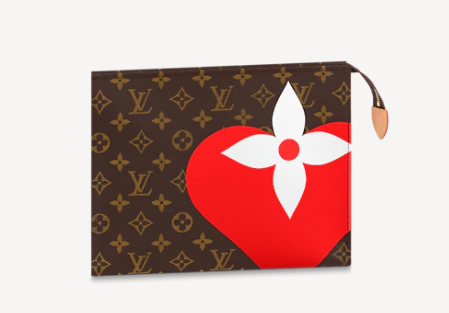Louis Vuitton GAME ON TOILETRY POUCH 26 M80282