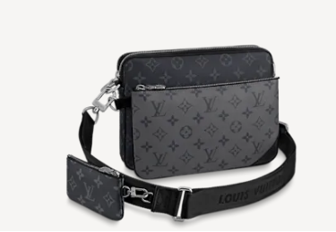 Louis Vuitton TRIO MESSENGER M69443 black
