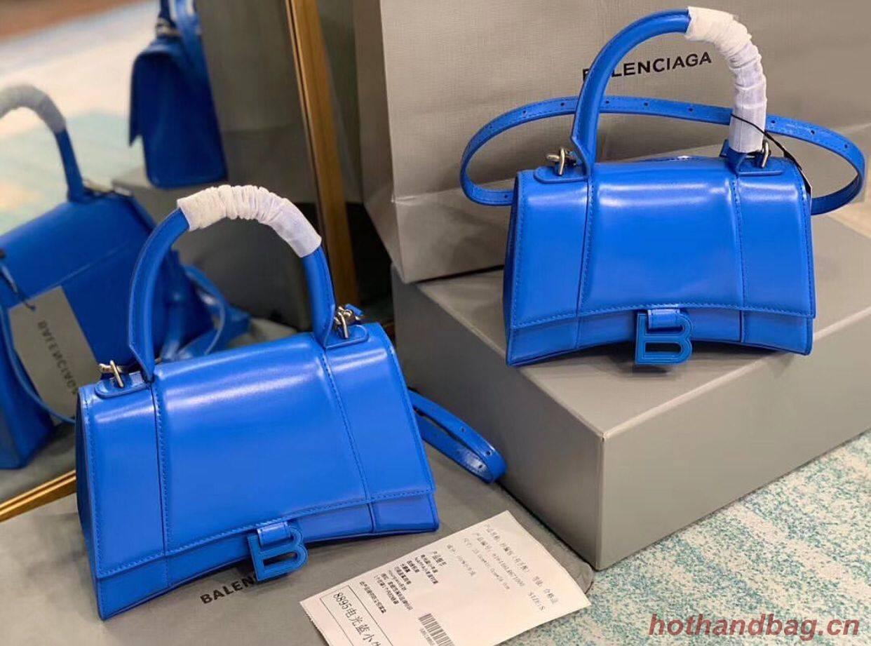 Balenciaga Original Leather 25955 Blue
