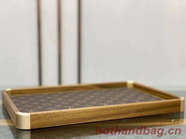 Louis Vuitton Monogram Canvas Tray 69999