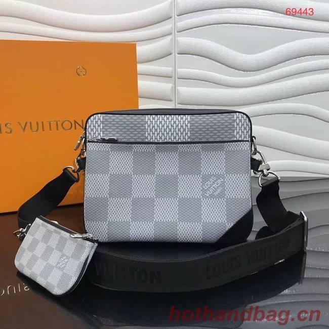 Louis Vuitton TRIO MESSENGER M69443 grey