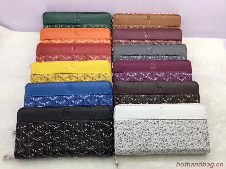Goyard Wallet Original Leather 9985