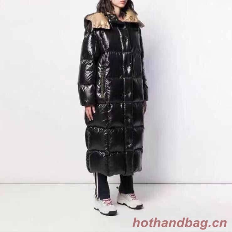 Moncler Hudson 20 Winter New Super Long Down Jacket M96390 Black