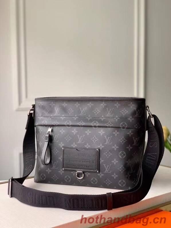 Louis Vuitton Monogram canvas M45216 black