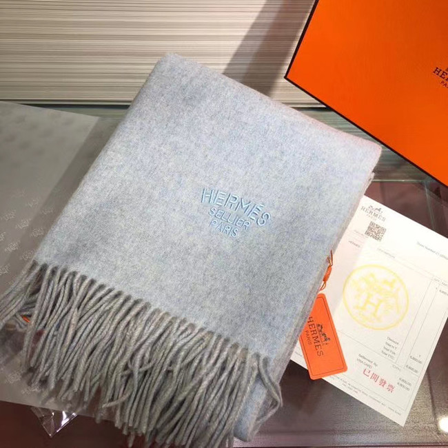 Hermes Cashmere scarf A317526-3