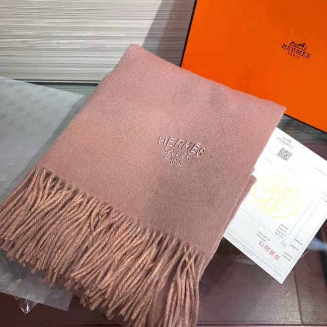 Hermes Cashmere scarf A317526-4