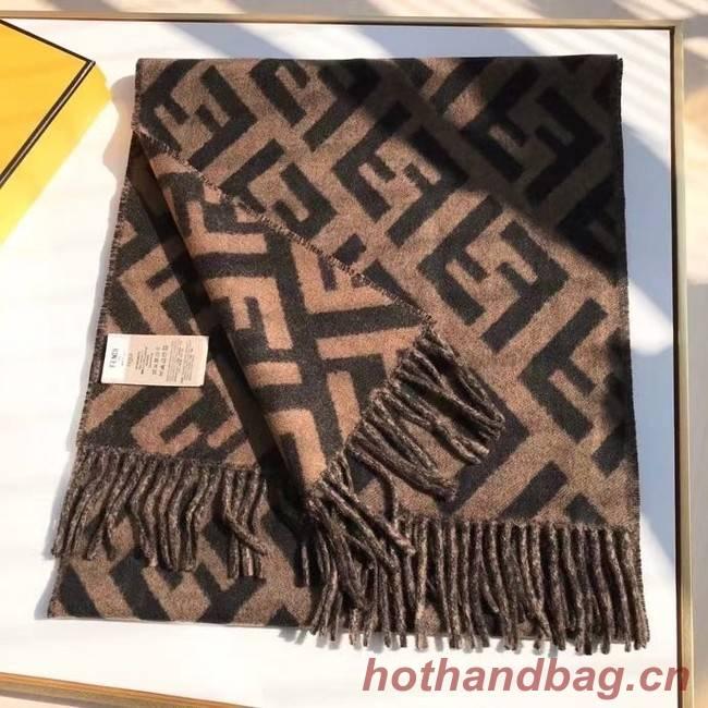 FENDI Cashmere scarf 77035-1