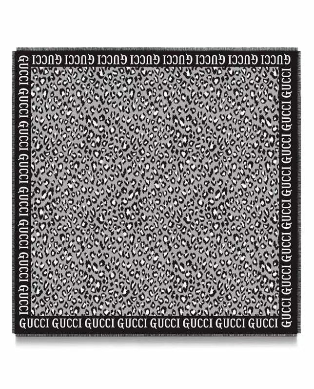 Gucci Cashmere scarf  77036-3