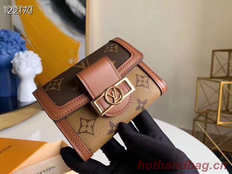 Louis Vuitton M68725 Dauphine Compact Wallet