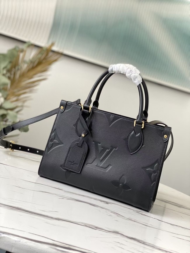 Louis Vuitton ONTHEGO PM - EXCLUSIVELY ONLINE M45660 black