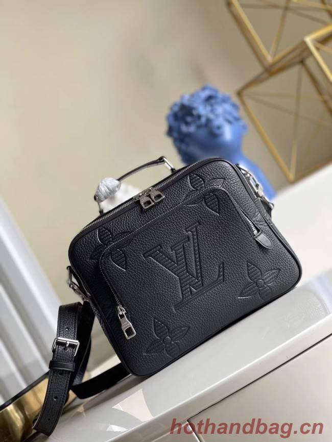 Louis Vuitton Original Leather Bag M57287 black