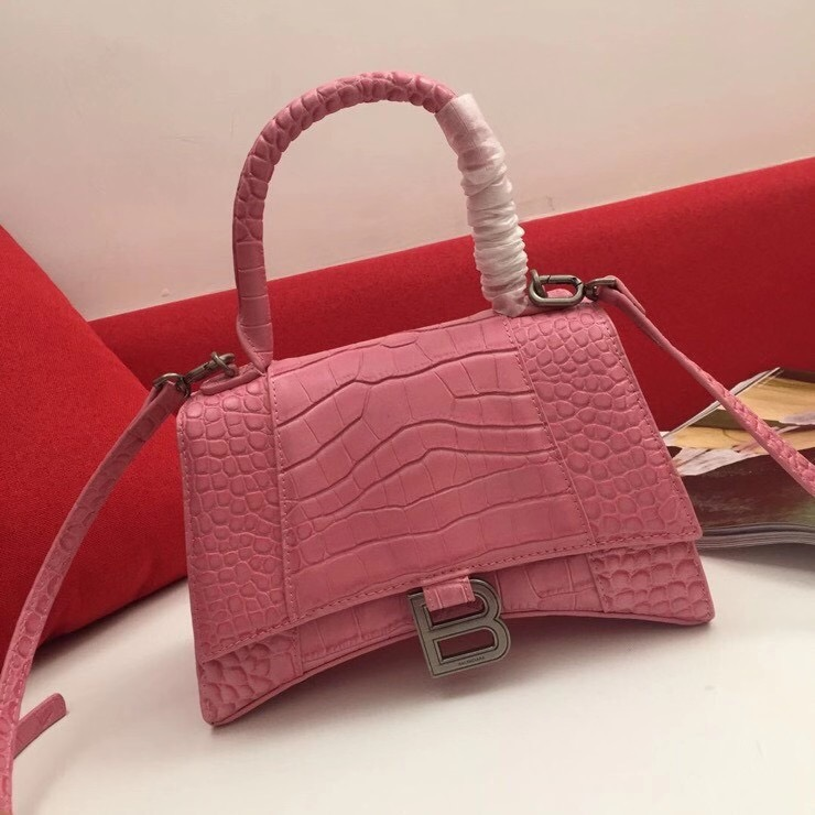 Balenciaga Original Leather 2594 pink