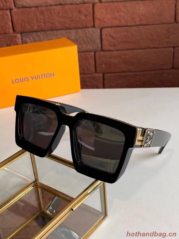 Louis Vuitton Sunglasses Top Quality LV8698 Black