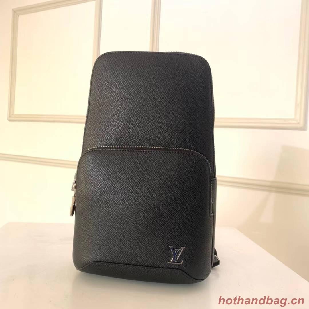 Louis vuitton AVENUE SLING BAG M30701 black