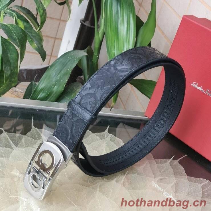 Ferragamo Original Calf Leather 35MM 4990-2