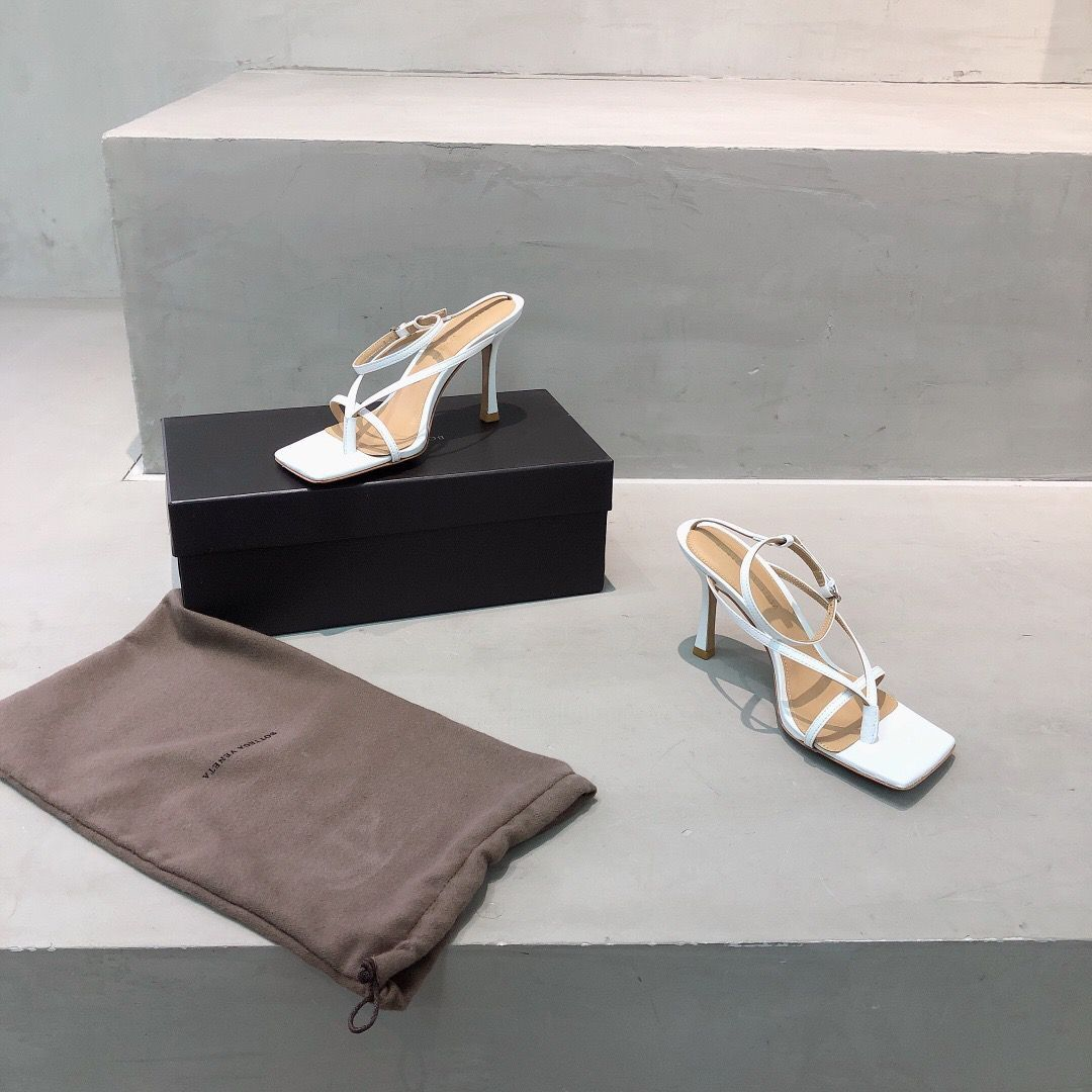 Bottega Veneta Shoes BV32771 White