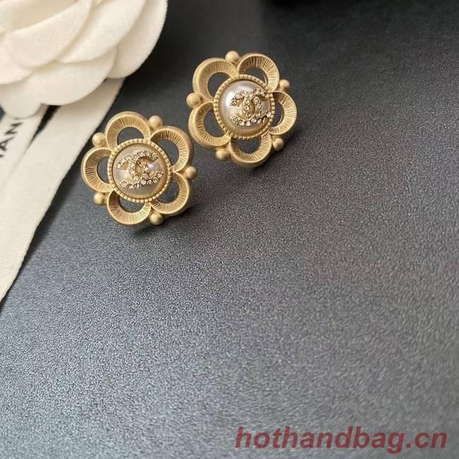 Chanel Earrings CE6166