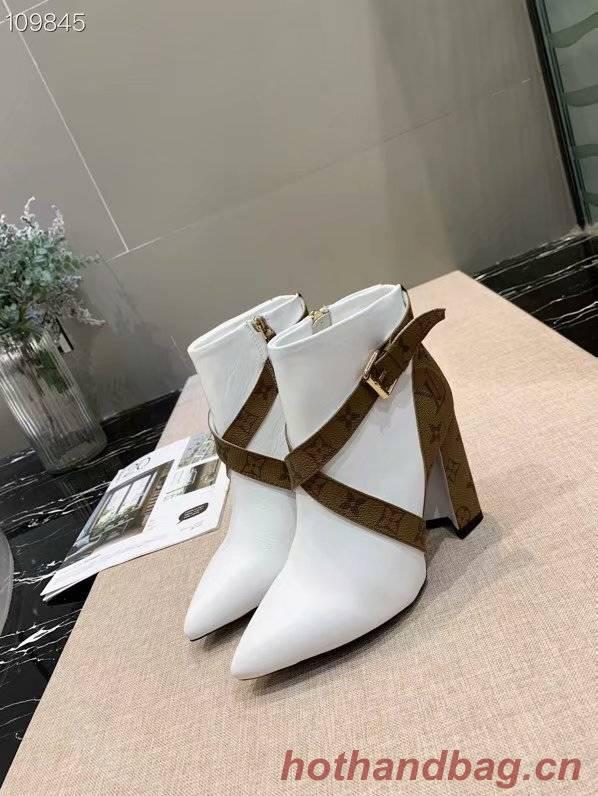 Louis Vuitton Shoes LV1072DS-1 Heel height 9CM