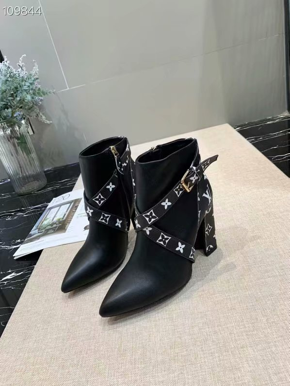 Louis Vuitton Shoes LV1072DS-2 Heel height 9CM