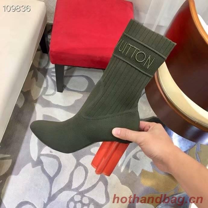 Louis Vuitton Shoes LV1073DS-5