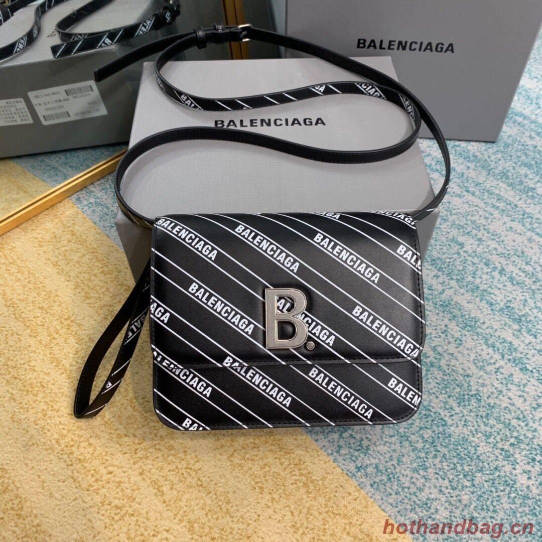 Balenciaga Original Leather 8981 black