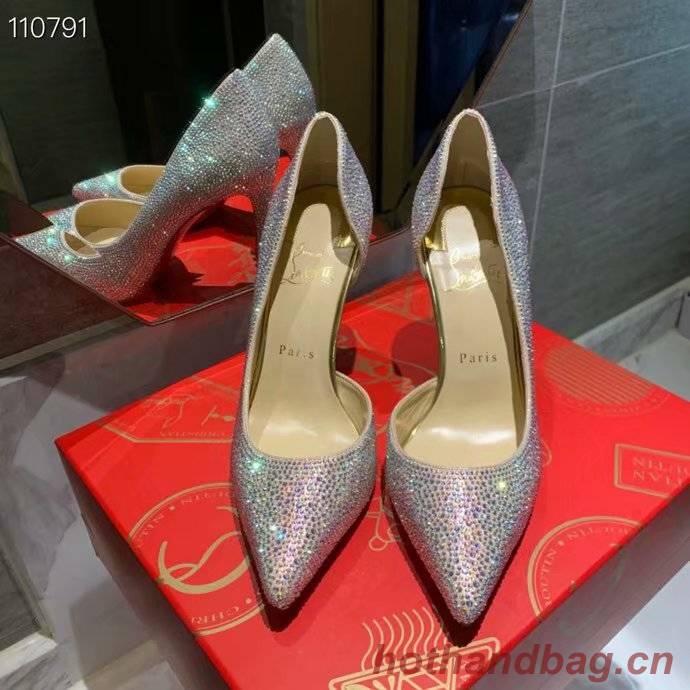 Christian Louboutin Shoes CL1656HJC-1 Heel height 10CM