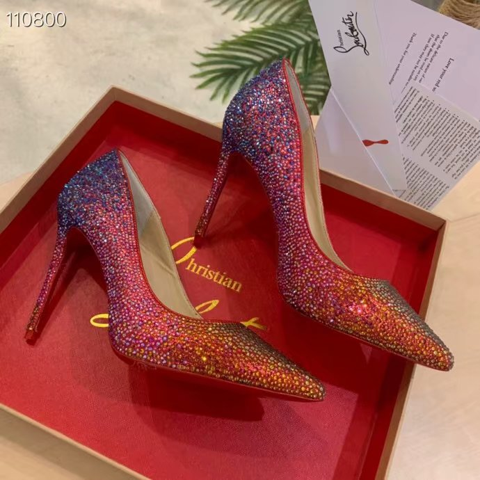 Christian Louboutin Shoes CL1657HJC-1