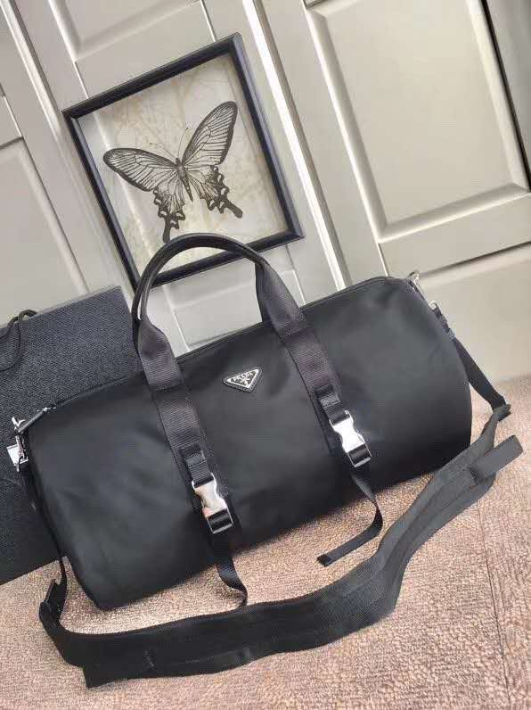 Prada Travel Bag P8369 Black