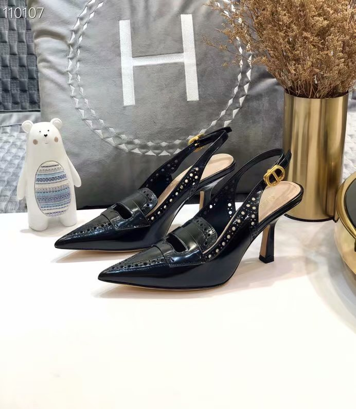 Dior Shoes Dior737DJ-1 Heel height 8CM