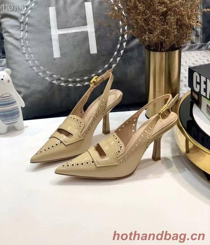 Dior Shoes Dior737DJ-2 Heel height 8CM