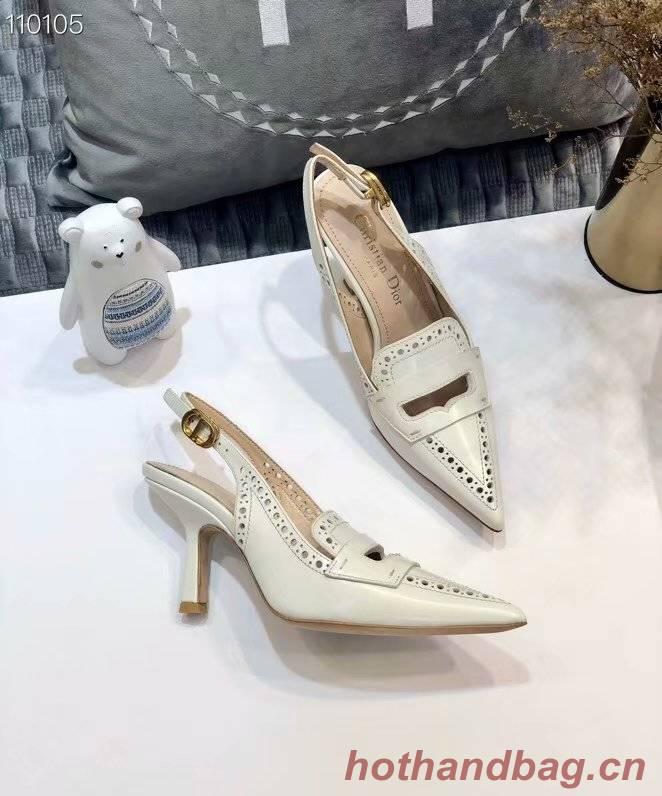 Dior Shoes Dior737DJ-3 Heel height 8CM