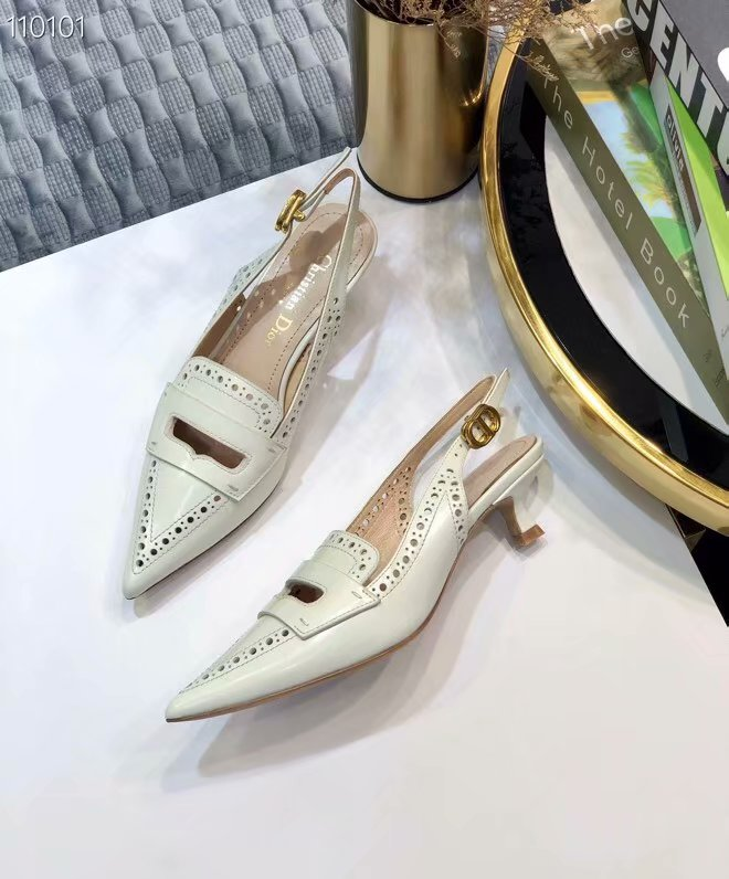 Dior Shoes Dior737DJ-6 Heel height 4CM