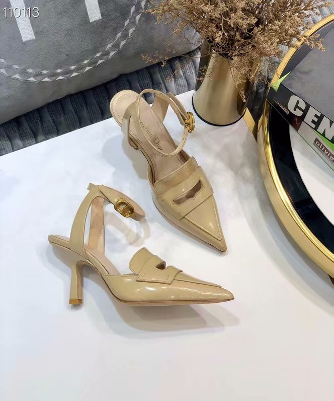 Dior Shoes Dior738DJ-2 Heel height 8CM