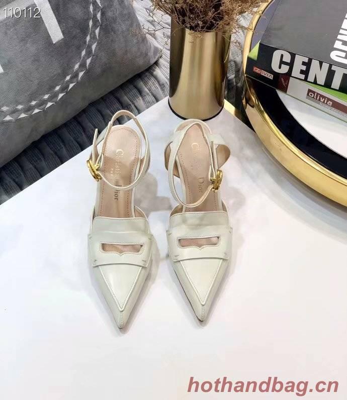 Dior Shoes Dior738DJ-3 Heel height 8CM