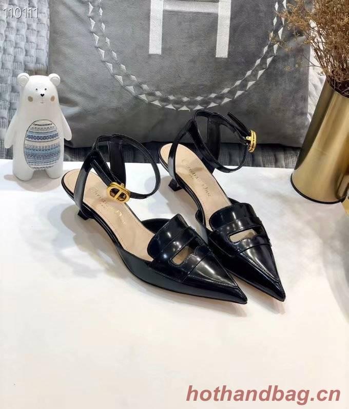 Dior Shoes Dior738DJ-4 Heel height 4CM
