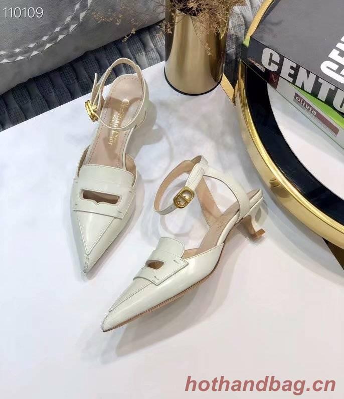Dior Shoes Dior738DJ-6 Heel height 4CM