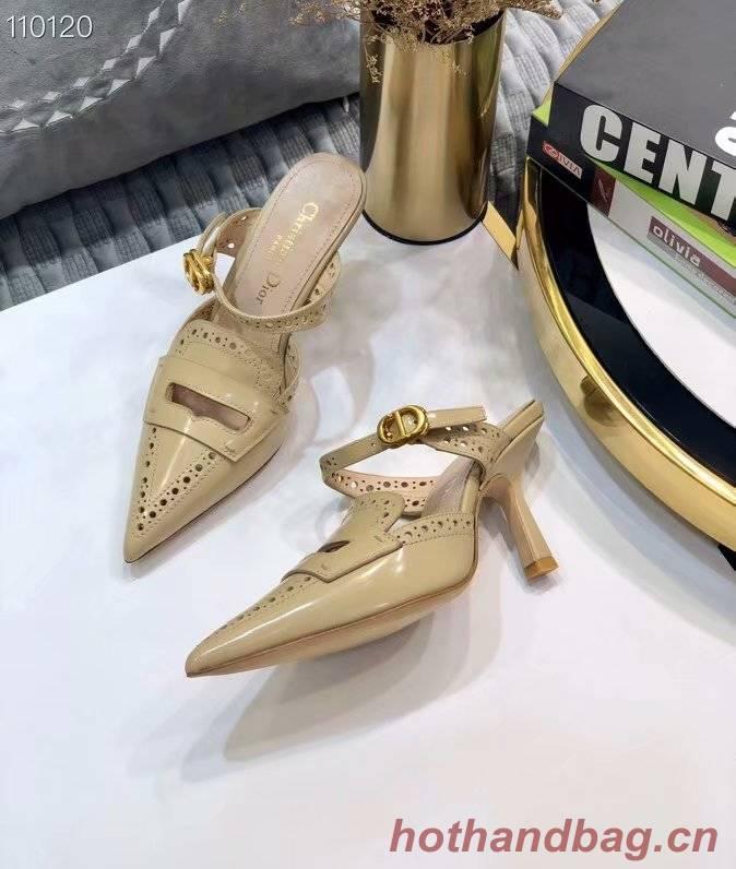 Dior Shoes Dior739DJ-1 Heel height 8CM