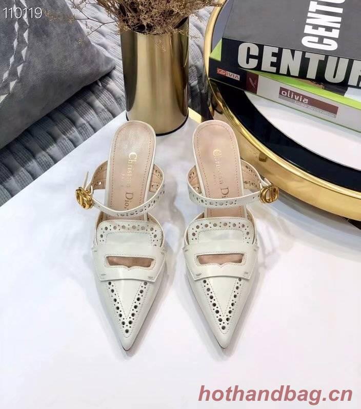 Dior Shoes Dior739DJ-2 Heel height 8CM
