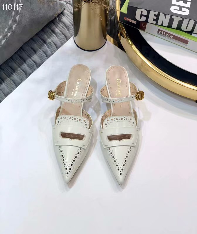 Dior Shoes Dior739DJ-4 Heel height 4CM