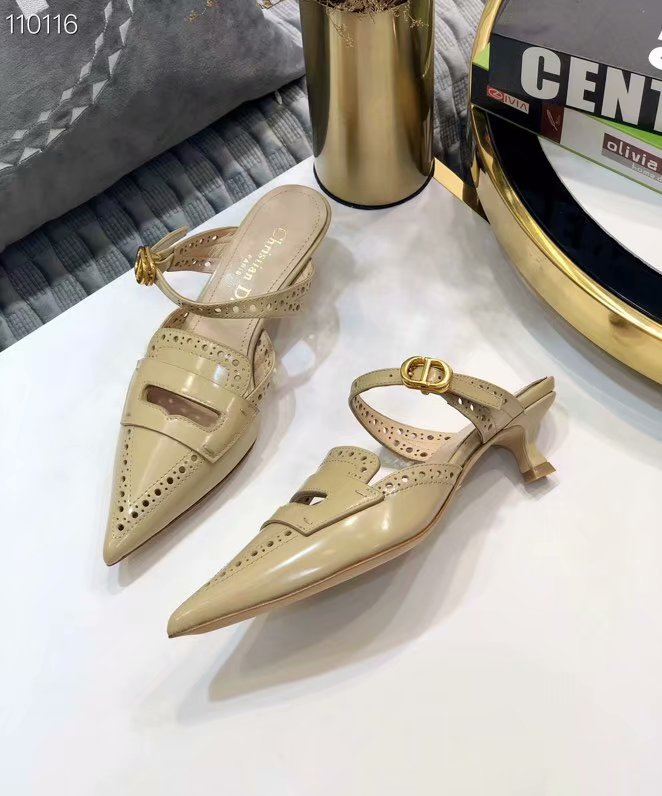 Dior Shoes Dior739DJ-5 Heel height 4CM