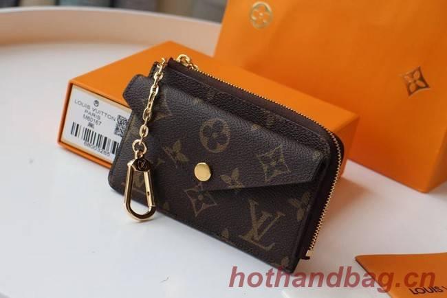 Louis Vuitton Original Wallet M69431 black