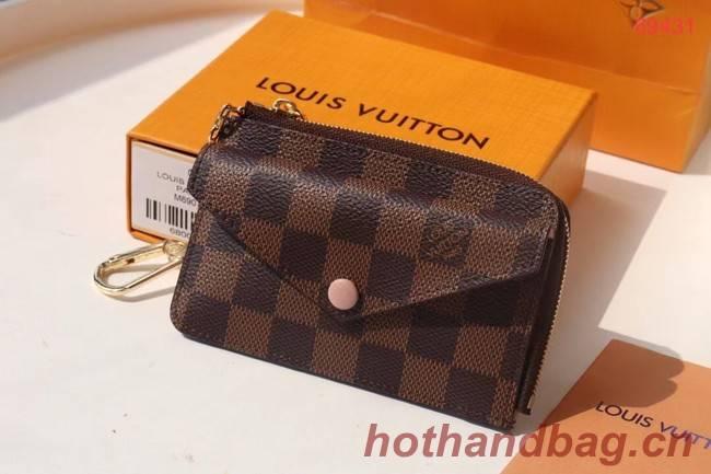 Louis Vuitton Original Wallet M69431 pink
