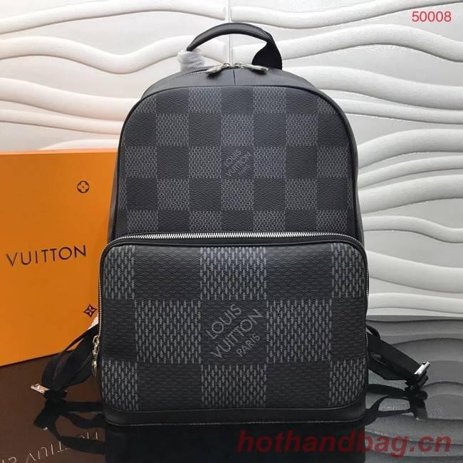 Louis vuitton Monogram Canvas Original Backpack M50008 black